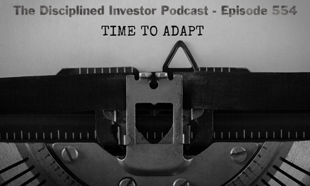 TDI Podcast: Adapting to Market Conditions (#554)