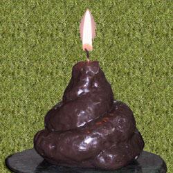 Chocolate Covered Poop