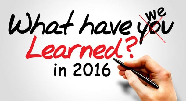 TDI Podcast: What We Learned In 2016 (#490)