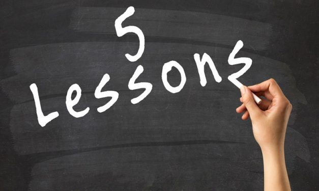 TDI Podcast: 5 Lessons (#606)
