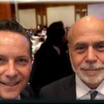 Lunch With Bernanke